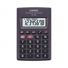 CALCULADORA CASIO HL-4A